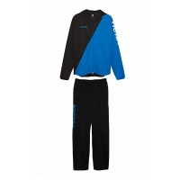 Костюм Victas Sport Suit M 111 Black/Blue