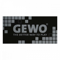 Полотенце Gewo Dry M Black/Gray