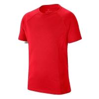 Футболка Nike T-shirt JG Court Dri-FIT Red CD6131-687