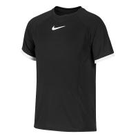 Футболка Nike T-shirt JG Court Dri-FIT Black CD6131-010