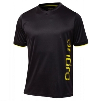 Футболка ANDRO T-shirt M Parker Black/Yellow
