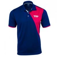Поло TSP Polo Shirt M Tameo Blue/Red