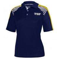 Поло TSP Polo Shirt W Kuma Blue/Yellow