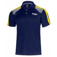 Поло TSP Polo Shirt M Kuma Blue/Yellow