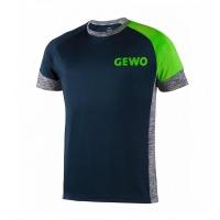 Футболка Gewo T-shirt M Pesaro Dark Blue/Light Green