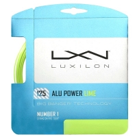 Струна для тенниса Luxilon 12m ALU Power Light Green WR8301201125