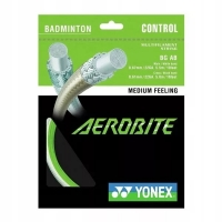 Струна для бадминтона Yonex 10m Aerobite Green/White