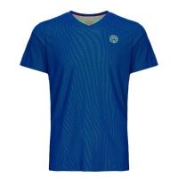 Футболка Bidi Badu T-shirt JB Evin Tech Round-Neck Blue/Light Green B369003191