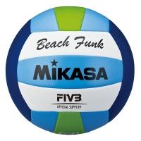 Мяч для пляжного волейбола Mikasa VXS-BFU Blue