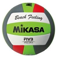 Мяч для пляжного волейбола Mikasa VXS-BFL Gray/Green