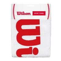 Полотенце Wilson Sport Towel White/Red WRZ540100