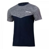 Футболка Victas T-shirt M 213 Dark Blue/Gray