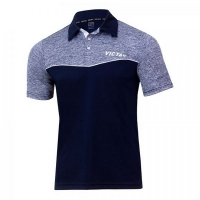 Поло Victas Polo Shirt M 212 Dark Blue/Gray