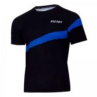 Футболка Victas T-shirt M 216 Black/Blue