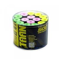 Обмотка для ручки Taan Overgrip TW-500s Box x60 Assorted