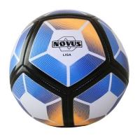 Мяч для футбола Novus Junior Liga PVC White/Blue