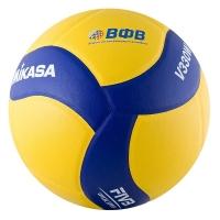 Мяч для волейбола Mikasa V330W Yellow/Blue