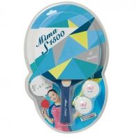 Набор для настольного тенниса Nittaku Mima S1500 (1r, 2b)
