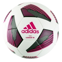 Мяч для футбола Adidas Tiro Lge TB White/Bordo FS0375