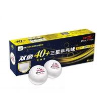 Мячи Double Fish 3* 40+ Plastic x10 White