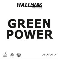 Накладка Hallmark Green Power