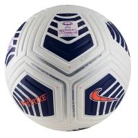 Мяч для футбола Nike UEFA Womens CL Strike White/Black CW7225-100