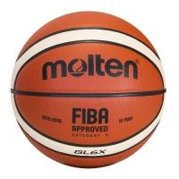 Мяч для баскетбола Molten BGL6X Brown