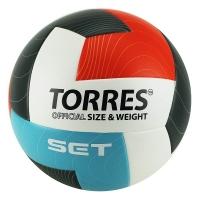 Мяч для волейбола TORRES Set Мulticolor V32045