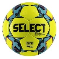 Мяч для футбола SELECT Brillant Super TB Yellow/Blue 810316-152