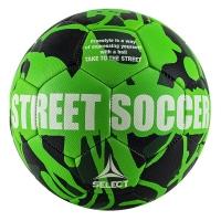 Мяч для футбола SELECT Street Soccer Green 813120-442