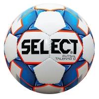 Мяч для минифутбола SELECT Futsal Talento 13 Yellow/Blue 852617-552