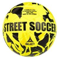 Мяч для футбола SELECT Street Soccer Yellow 813120-555