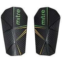 Щитки футбольные MITRE Delta Slip x2 Black S80005BGY