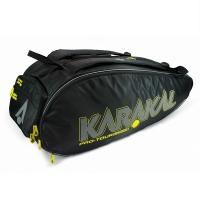 Чехол 7-9 ракеток Karakal Pro Tour Comp Black KZ97911