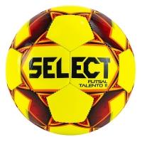 Мяч для минифутбола SELECT Futsal Talento 11 Yellow/Bordo 852616-553