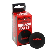 Мячи для сквоша Karakal 1-Red x2 KZ676