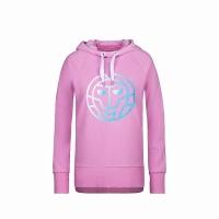 Толстовка Bidi Badu Hoodie W Cynthia Basic Logo Pink W184090211