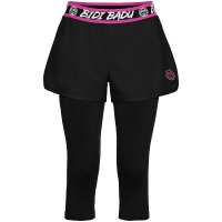 Шорты Bidi Badu Dress Shorts JG Flora Tech Black G318034203