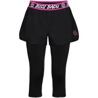 Шорты Bidi Badu Dress Shorts W Kara Tech Black W314072203