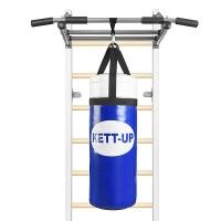 Мешок боксерский на стропах 15kg 70cm Blue KU160-15 KETT-UP