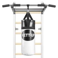 Мешок боксерский на стропах 40kg 120cm White KU160-40 KETT-UP