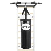 Мешок боксерский на стропах 50kg 130cm Black KU160-50 KETT-UP