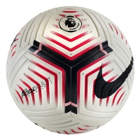 Мяч для футбола Nike Strike PL White/Red CQ7150-100