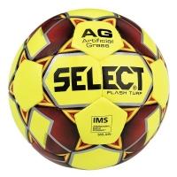 Мяч для футбола SELECT Flash Turf Yellow/Red 810708-553