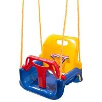 Качели детские 3 в 1 Blue/Yellow/Red BG01B KETT-UP