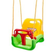 Качели детские 3 в 1 Yellow/Green/Red BG01Y KETT-UP