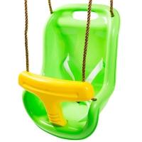 Качели детские 2 в 1 Green/Yellow BG02G KETT-UP