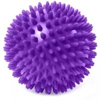 Массажный мяч 13cm Purple r300113 MADE IN RUSSIA