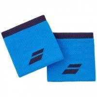 Напульсник Babolat Wristband Logo x2 Bright Blue 5UA1261-4086