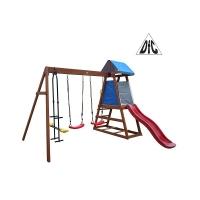 Детский деревянный городок DKW044 DFC